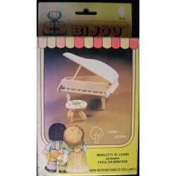 Ceppiratti pianoforte per bambola Bijou
