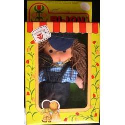 Ceppiratti bambola Bijou pezza