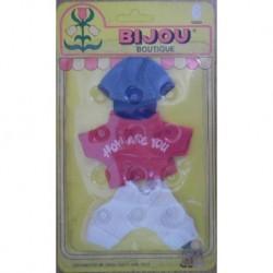 Ceppiratti Boutique vestito per bambola Bijou 3