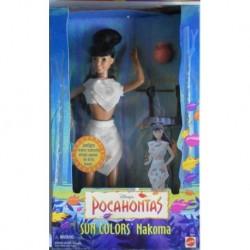 Mattel bambola Pocahontas Disney 1995