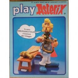 Goscinny & Uderzo Asterix personaggio Assurancetourix