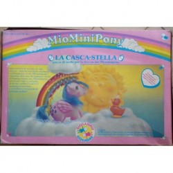 Mio Mini Pony My Little Pony Casca Stella 1985