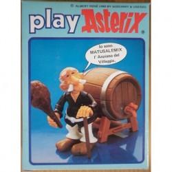Goscinny & Uderzo Asterix personaggio Matusalemix
