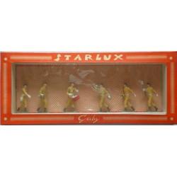 Starlux soldatini banda paracadutisti francesi 1/32