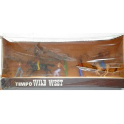 Timpo soldatini Wild West indiani 1/32