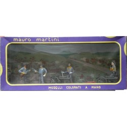 Mauro Martini soldatini Guerra di Secessione Americana Sudisti