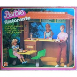 Barbie Ristorante 1982