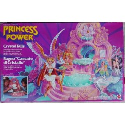Princess of Power She-Ra Cascate di Cristallo 1986