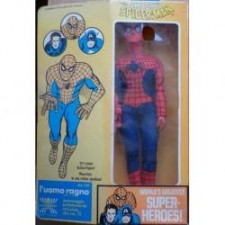 Mego personaggio Super Eroe Uomo Ragno Spiderman 35 cm