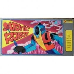 Gioco da Tavolo Atomic Robot cartoni animati anni 70