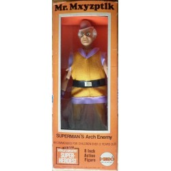 Mego personaggio Mr. Mxyzptlk nemico Superman 1973