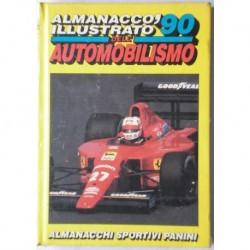 Almanacco illustrato dell'automobilismo 1990