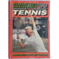 Almanacco illustrato del Tennis 1990