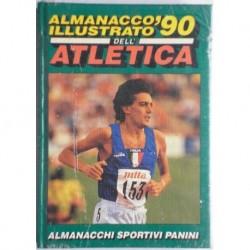 Almanacco illustrato dell'atletica 1990
