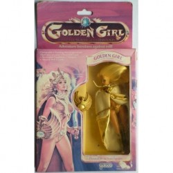 Bambola personaggio Golden Girl 1984