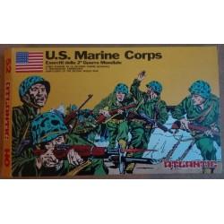 Atlantic 52 soldatini serie Eserciti WWII US Marine Corps H0