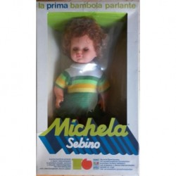 Sebino Michela la prima bambola parlante 1