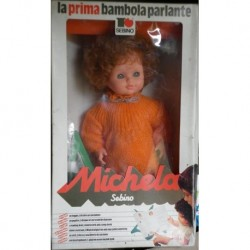 Sebino Michela la prima bambola parlante 5