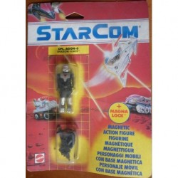 Starcom personaggio Cpl. Agon-6 Shadow Force Gunner 1987