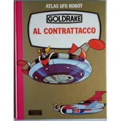 Libro cartonato Goldrake al contrattacco 1978