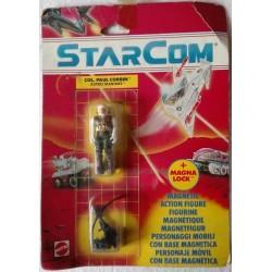 Starcom personaggio Col. Paul Corbin Astro Marines 1987