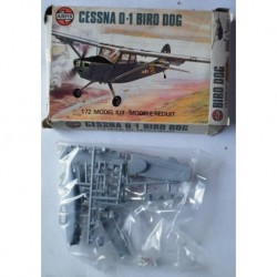 Airfix Cessna 1-0 Bird Dog Serie 1 1/72 1976