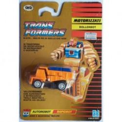 Transformers Autorobot Rapidbot Rollerbot 1990