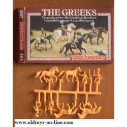 Soldatini Atlantic Serie Greci Cavalleria Greca H0
