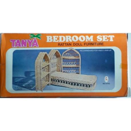Set camera da letto per bambola Tanya