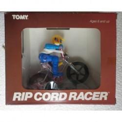 Rip cord racer motociclista cross a corda 1982