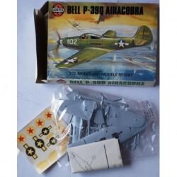 Airfix aereo Bell P39-Q Aircobra 1/72 1976