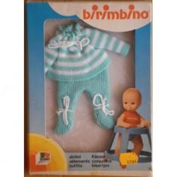 Vestito per bambola Birimbo Birimbino Sebino