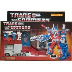 Hasbro Takara Transformers G1 Autorobot Convoy 1985