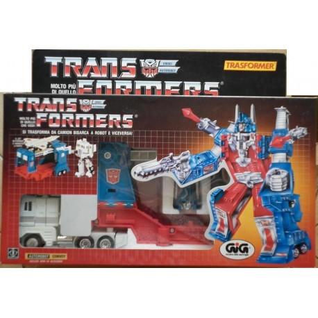 Hasbro takara transformers g autorobot convoy oldtoys on line