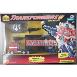 Hasbro Transformers G2 Autorobot Commander Optimus Prime 1994