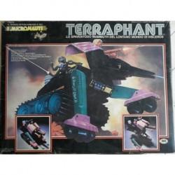Mego Micronauti robot Terraphant 1979