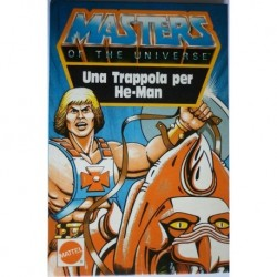 Motu Masters of the Universe libretto Una trappola per He-Man