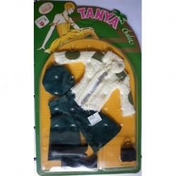 Vestito Chalet per bambola Tanya