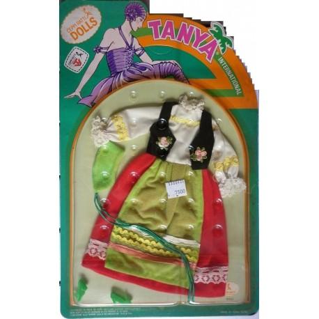 Vestito International per bambola Tanya