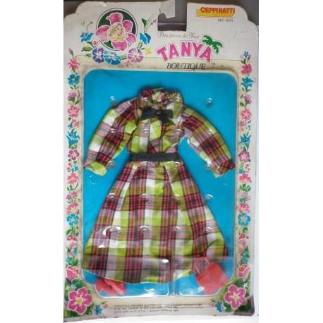 Vestito Boutique per bambola Tanya Principessa dei Fiori