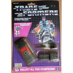 Transformers G1 Stunticon Wildrider 1986