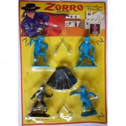 Walt Disney soldatini Dulcop Zorro 1/32