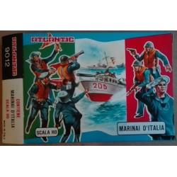 Soldatini Atlantic 9012 Marinai d'Italia H0