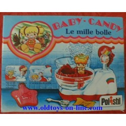 Baby Candy Koeda Chan le mille bolle