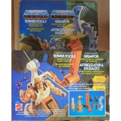 Motu Masters of the Universe Tower Tools 1986