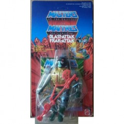 Motu Masters of the Universe Blast Attak 1986