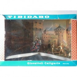 Tibidabo soldatini cavalieri medievali 1/32
