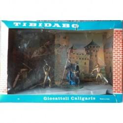 Tibidabo soldatini cavalieri medievali 1/32 III
