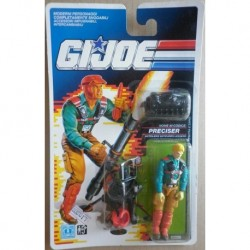 Gi Joe personaggio Preciser 1990