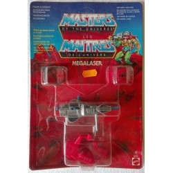 Motu Masters of the Universe Megalaser 1985